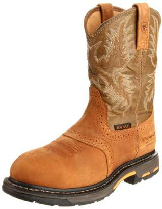 Ariat Men's Workhog Pull-on H2O Composite Toe Work Boot