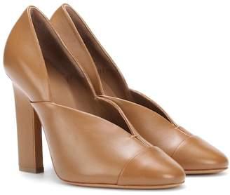 Victoria Beckham Lucie leather pumps