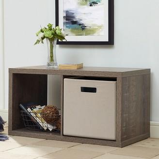 ... Kohlu0027s 2-Cube Storage Cube Storage Unit & Cube Storage Units - ShopStyle