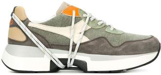 Diadora wrap-around lace sneakers