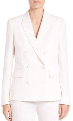 Stella McCartney Karen Wool Tuxedo Jacket