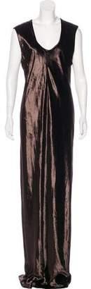 Alexander Wang Velvet Maxi Dress w/ Tags