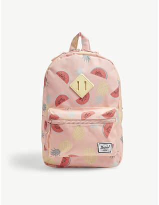 Herschel Heritage fruit print backpack