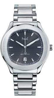 Piaget Polo S Stainless Steel Unisex Bracelet Watch