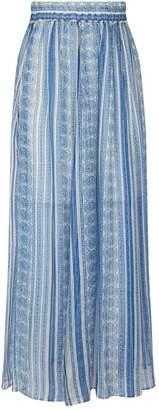 Philosophy di Lorenzo Serafini Paisley Maxi Skirt