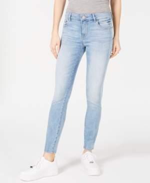 Dl 1961 Florence Side-Striped Skinny Jeans