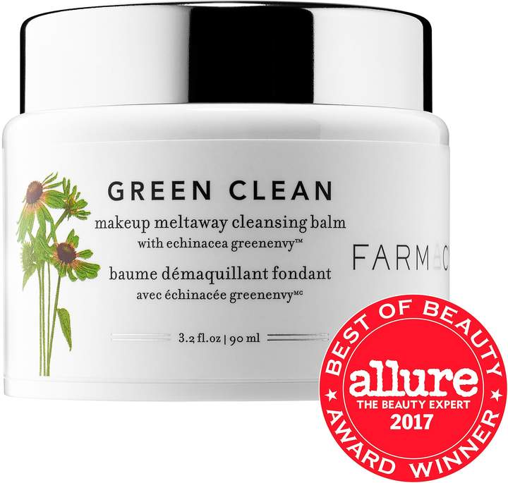Farmacy Green Clean Makeup Meltaway Cleansing Balm Image