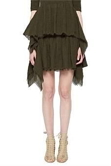 KITX Creature Mini Skirt Moss