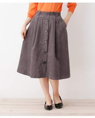 HusHusH (ハッシュアッシュ) - Ladies コーデュロイAラインスカート