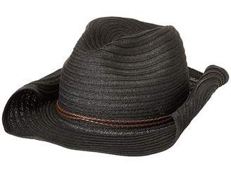 San Diego Hat Company PBC2443OS Paperbraid Cowboy w/ Double Braid Trim