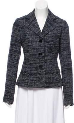 Dolce & Gabbana Alpaca-Blend Tweed Blazer
