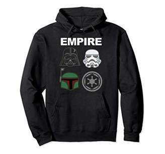 Star Wars Empire Emojis Pullover Hoodie