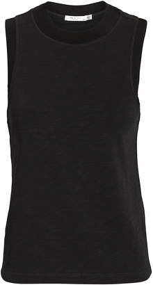 Rag & Bone Jolie Black Tank