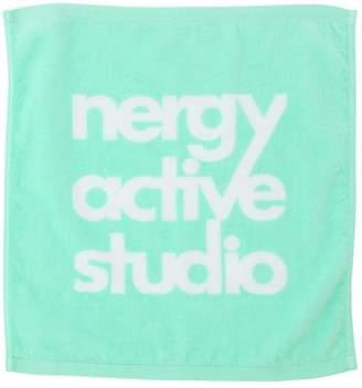 NERGY nergy active studio ハンドタオル