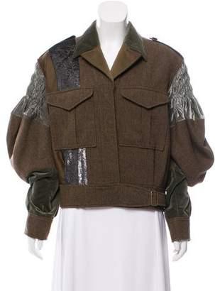 Wunderkind Wool Long Sleeve Jacket
