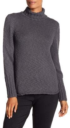 Eileen Fisher Knit Turtleneck Sweater