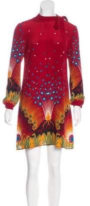 Valentino 2016 Volcano Dress