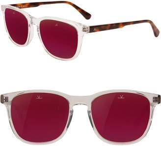 Vuarnet District Medium 53mm Sunglasses