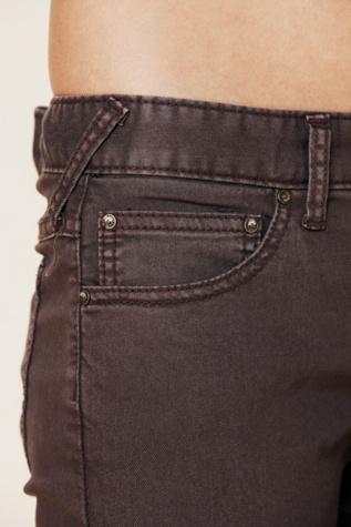 Free People 5 Pocket Ankle Crop