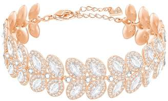 Swarovski Baron White Crystal Bracelet