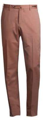 Pt01 Solaro Wool& Cotton Trousers