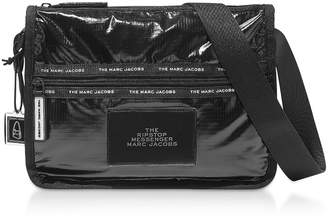 Marc Jacobs The Ripstop Black Nylon Messenger Bag
