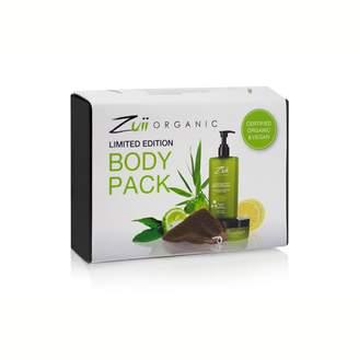 Zuii ORGANIC Certified Organic Vegan Body Pack