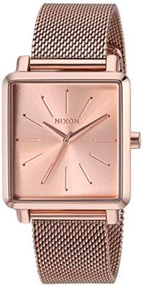 Nixon Women's 'K Squared Milanese' Quartz Stainless Steel Casual Watch