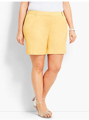 "Talbots 7"" Perfect Short"