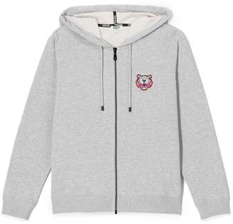 Kenzo Tiger Cotton Hooded Sweatshirt
