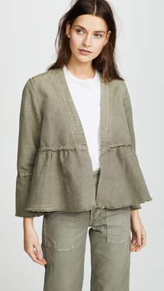 Amo Flounce Jacket