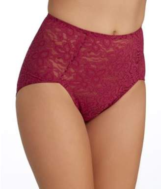 Bali Lace 'N Smooth Firm Control Brief