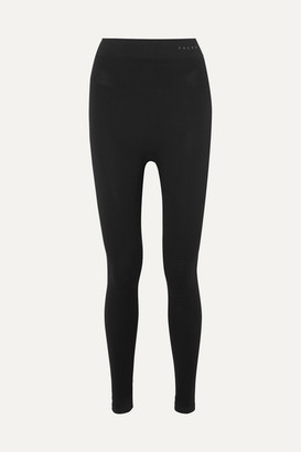 Falke Ergonomic Sport System - Stretch-knit Leggings - Black