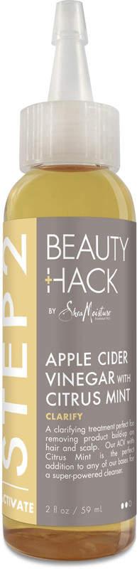 Sheamoisture BeautyHack Apple Cider Vinegar