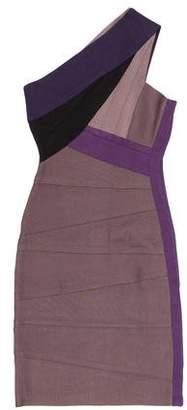 Herve Leger Alexis Bandage Dress