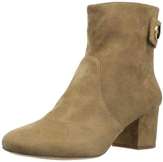 Nine West Women's QUARRYN Suede Ankle Boot,7