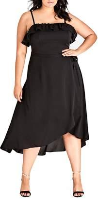 City Chic Sweet Escape Maxi Dress
