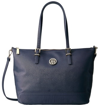 Tommy Hilfiger Honey Convertible Tote $128 thestylecure.com