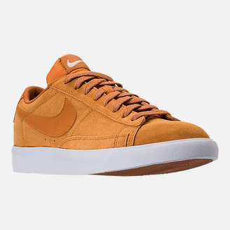 Nike Men's Blazer Low Suede Casual Shoes
