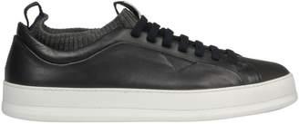 Ermenegildo Zegna Classic Sock Style Sneakers