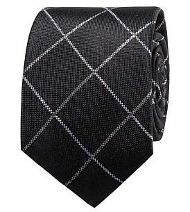 Geoffrey Beene Simple Check Tie