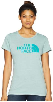 The North Face Short Sleeve 1/2 Dome Pigment Crew Tee Women's T Shirt