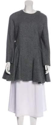 Christian Dior Short Wool Coat