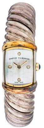David Yurman Waverly Watch