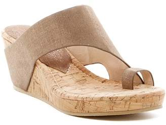 Donald J Pliner Gyer Wedge Sandal
