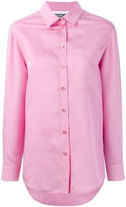 Moschino classic tailored shirt