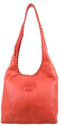 Tory Burch Marion Leather Hobo