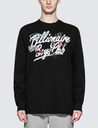 Billionaire Boys Club BB United L/S T-Shirt
