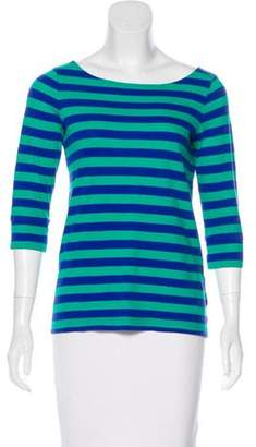 Lilly Pulitzer Striped Long Sleeve Top