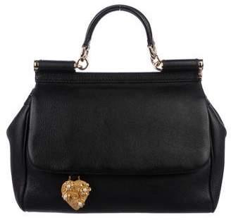 Dolce & Gabbana Leather Mamma Bag